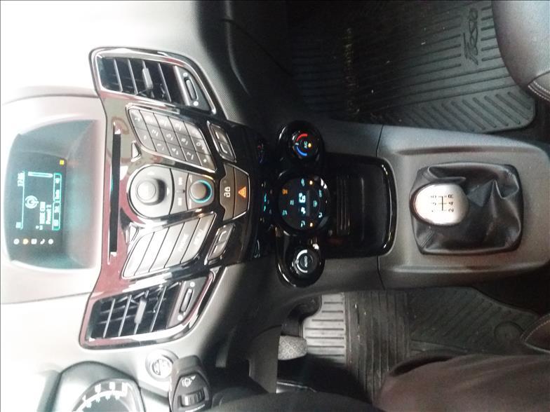 FIESTA   1.6 Titanium Hatch 16V  -      2015/2016   62800 km -      Flex   Prata