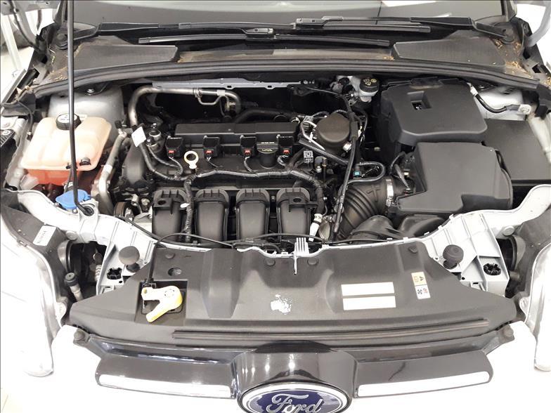 FOCUS   2.0 Titanium Plus Sedan 16V  -      2014/2015 | 69973 km -      Flex | Prata