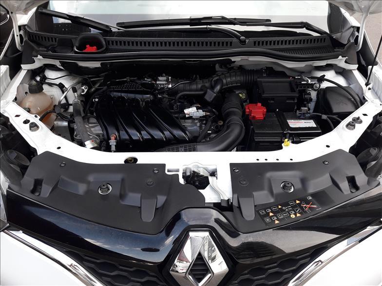CAPTUR   1.6 16V SCE Intense  -      2018/2018 | 20000 km -      Flex | Prata