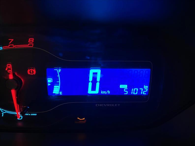 SPIN   1.8 LT 8V  -      2016/2017 | 51000 km -      Flex | Prata