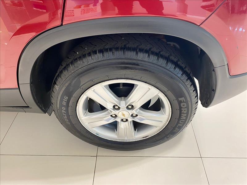 TRACKER   1.4 16V Turbo LT  -      2018/2018 | 48000 km -      Flex | Vermelho