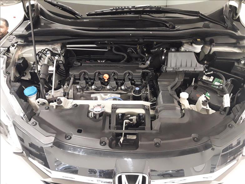 HR-V   1.8 16V EX  -      2015/2016 | 48500 km -      Flex | Branco