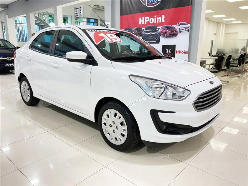 KA   1.0 Ti-vct SE Sedan  -      									2019/2019 | 25000 km -      									Flex | Branco