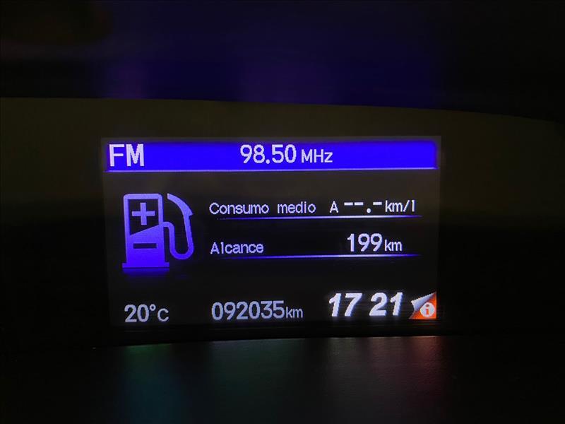 CIVIC   2.0 LXR 16V  -      2016/2016 | 92000 km -      Flex | Prata