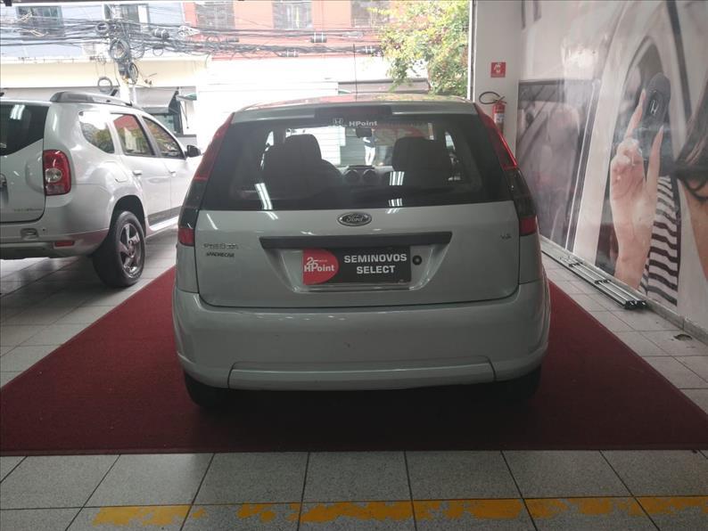 FIESTA   1.6 MPI Hatch 8V  -      2011/2012   65596 km -      Flex   Prata