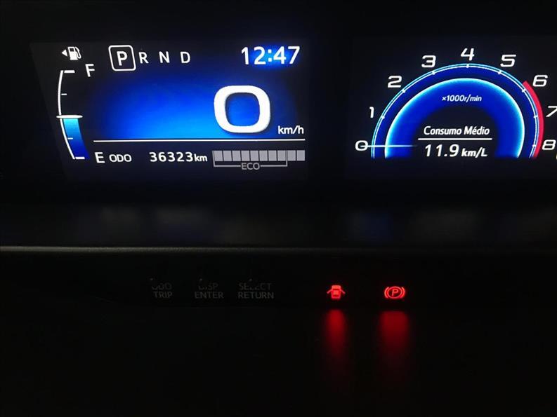 ETIOS   1.5 XS Sedan 16V  -      2017/2018 | 36300 km -      Flex | Prata