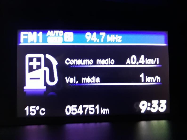 CIVIC   2.0 LXR 16V  -      2015/2016 | 54751 km -      Flex | Prata