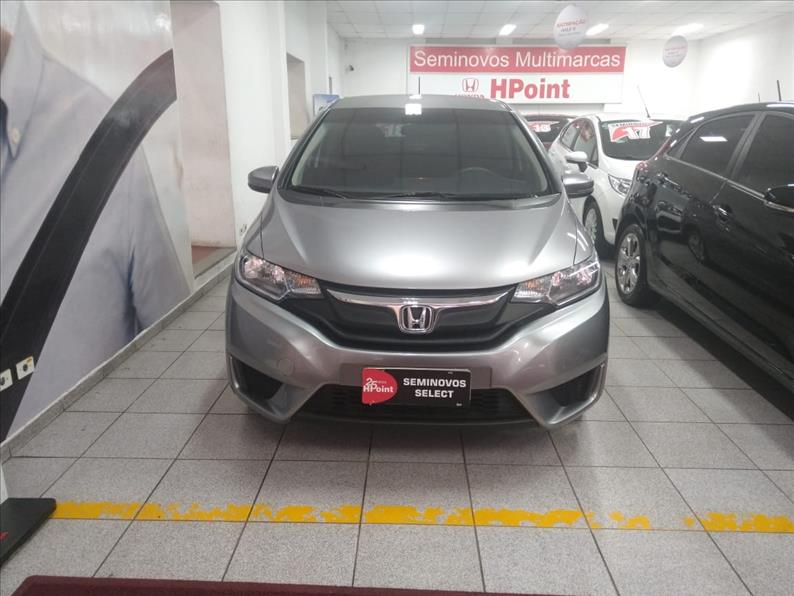 FIT   1.5 LX 16V  -      									2015/2016 | 69870 km -      									Flex | Cinza