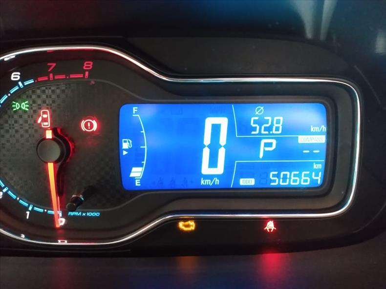 COBALT   1.8 MPFI LTZ 8V  -      2017/2017 | 50662 km -      Flex | Cinza