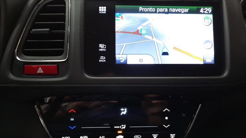 HR-V   1.8 16V Touring  -      2018/2018 | 40785 km -      Flex | Prata