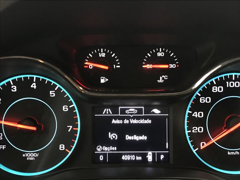 CRUZE   1.4 Turbo LT 16V  -      2019/2019 | 40910 km -      Flex | Cinza