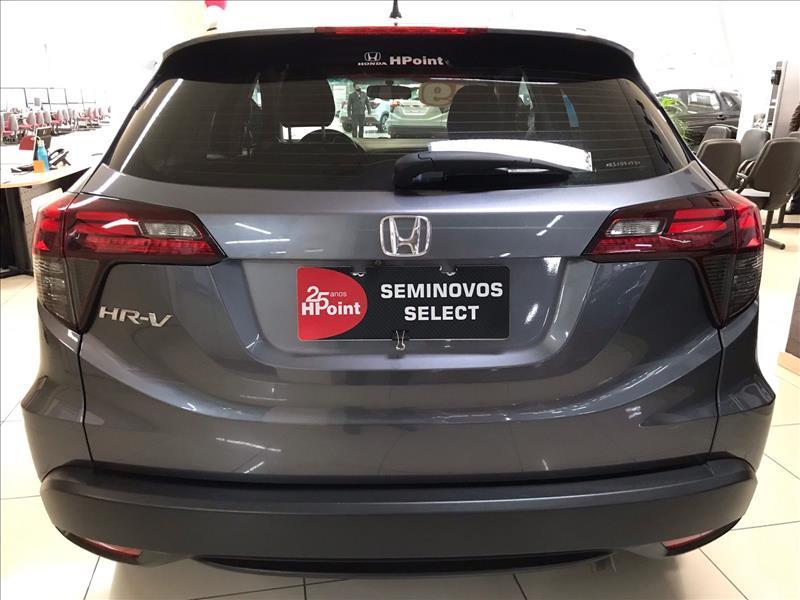 HR-V   1.8 16V EXL  -      2019/2019   51170 km -      Flex   Cinza