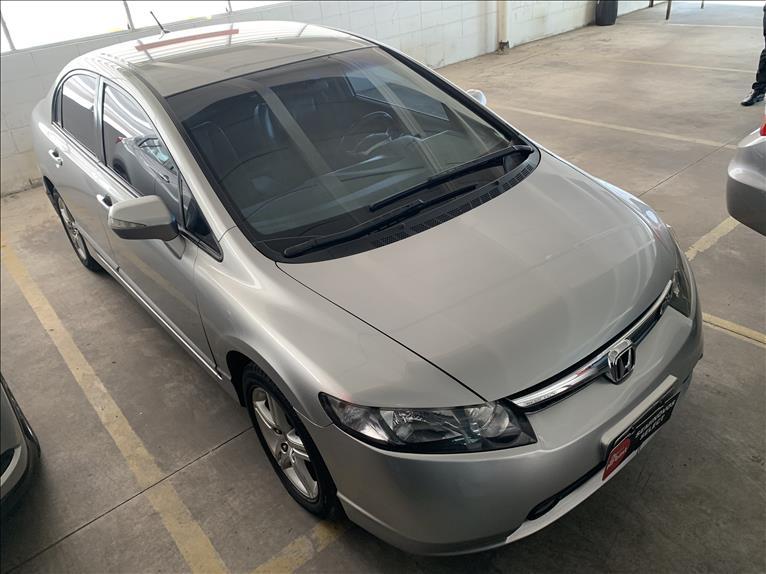 CIVIC   1.8 EXS 16V  -      2006/2007 | 94000 km -      Gasolina | Prata