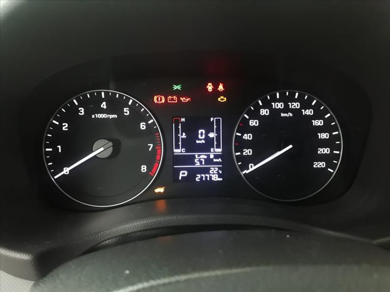 CRETA   1.6 16V Pulse  -      2017/2017 | 27650 km -      Flex | Prata