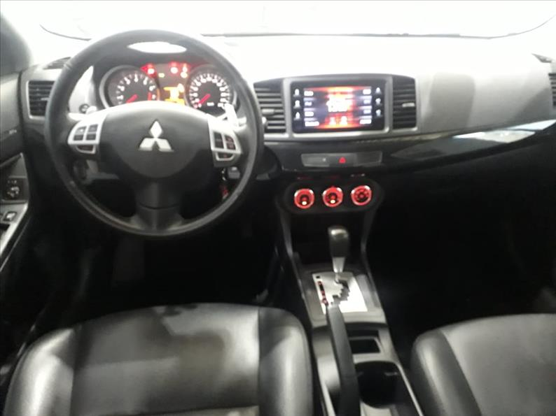 LANCER   2.0 HL 16V  -      2016/2017   39082 km -      Gasolina   Prata