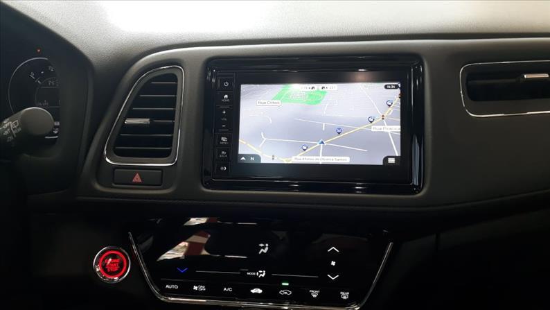 HR-V   1.5 16V Turbo Touring  -      2019/2020 | 6350 km -      Gasolina | Prata