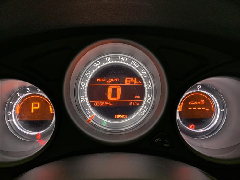 C4 LOUNGE   2.0 MPFI Tendance 16V  -      2015/2015   26000 km -      Flex   Prata