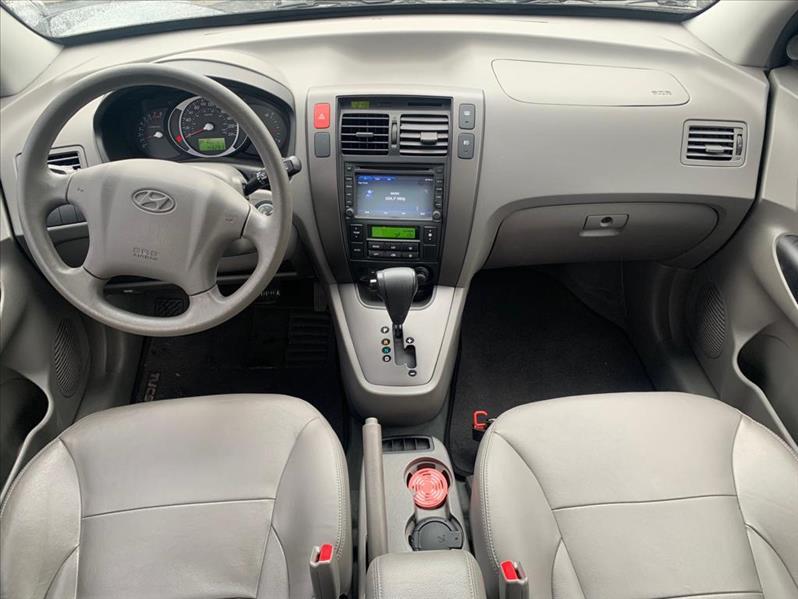 TUCSON   2.0 MPFI GLS 16V 143cv 2WD  -      2013/2014   43000 km -      Flex   Preto