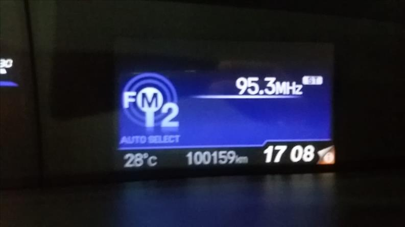CIVIC   2.0 LXR 16V  -      2014/2015 | 100159 km -      Flex | Cinza