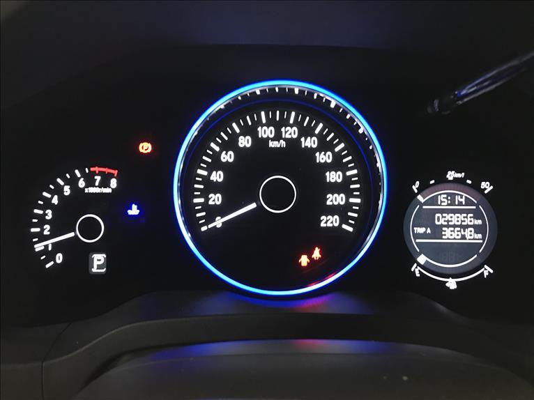 HR-V   1.8 16V LX  -      2017/2017 | 29855 km -      Flex | Preto