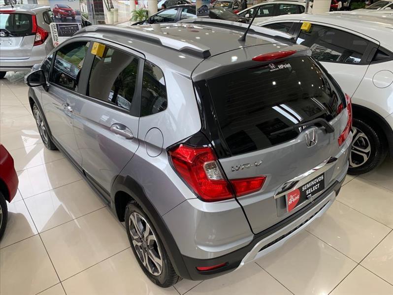 WR-V   1.5 16vone EXL  -      2018/2018 | 7000 km -      Flex | Prata