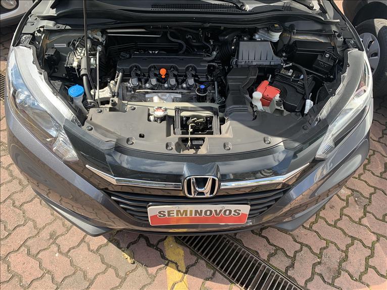 HR-V   1.8 16V EX  -      2017/2018 | 43000 km -      Flex | Cinza