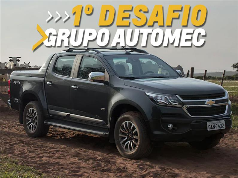 CHEVROLET  S10   2.8 High Country 4X4 CD 16V Turbo
