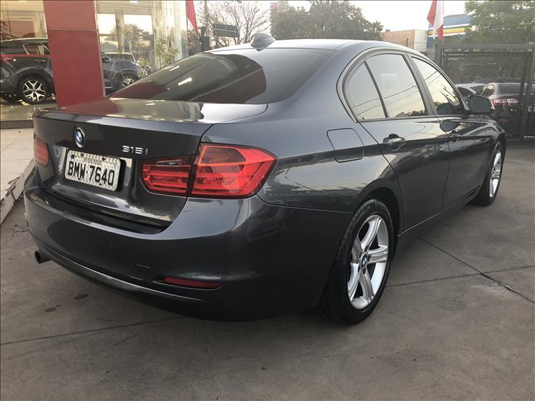 BMW  316I   1.6 Sedan 8V Turbo