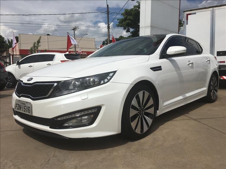 KIA  OPTIMA   2.4 EX 16V