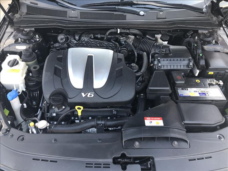 KIA  CADENZA   3.5 V6 24V