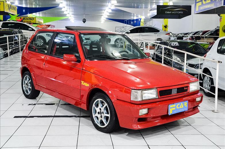 FIAT UNO 1.4 MPI 8V Turbo